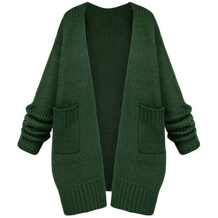 Women Casual Long Sleeve Cardigan