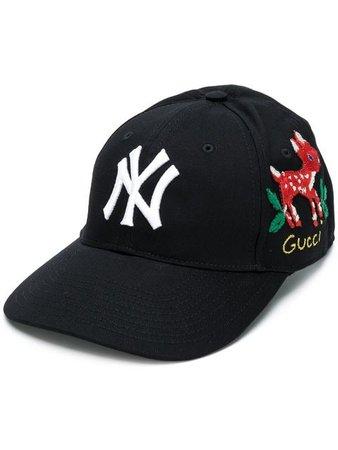 Gucci NY Yankees™ Baseball Cap - Farfetch