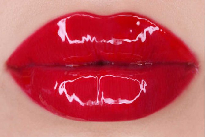 Red Lipgloss