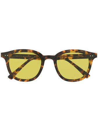 Gentle Monster Lang T1 Sunglasses - Farfetch
