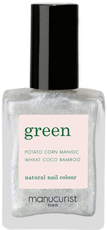 Green Nail Lacquer - Diamant