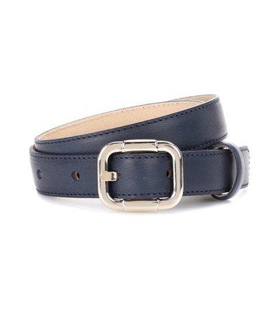Mérima leather belt