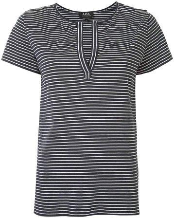 Morocco striped T-shirt
