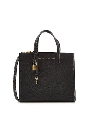 Mini Grind Leather Tote Gr. One Size