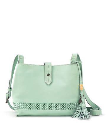 The Sak Women's Naturals Leather Crossbody & Reviews - Handbags & Accessories - Macy's