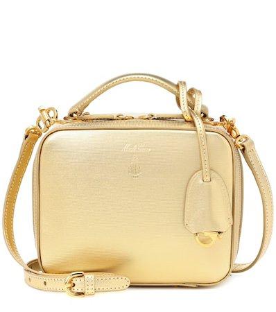 Baby Laura leather shoulder bag