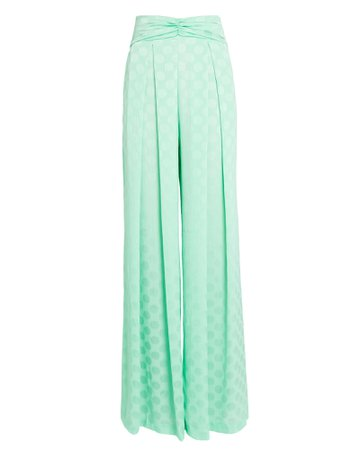 PatBO Polka Dot Wide-Leg Pants | INTERMIX®
