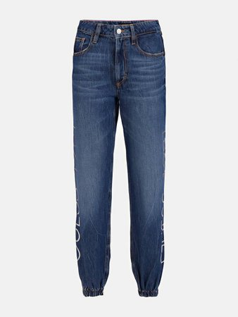 JEANS RELAXED STAMPA | GUESS.eu