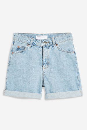 Roll Mom Denim Shorts | Topshop