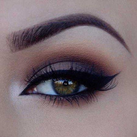 makeup eye imagem no We Heart It