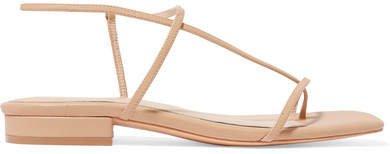 STUDIO AMELIA - 02 Leather Sandals - Neutral
