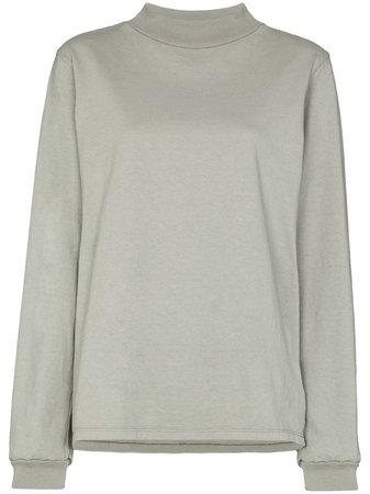 Les Tien high-neck Sweatshirt - Farfetch