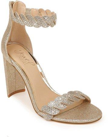 Fionne Glitter Embellished Sandal