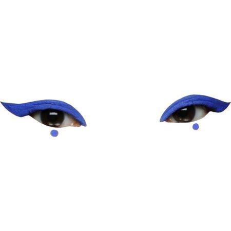 blue eye png fillers
