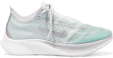 Zoom Fly 3 Mesh Sneakers - Sky blue