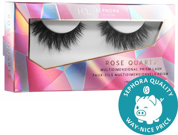 House of Lashes x Multidimensional Prism Lashes