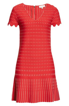 Ted Baker London Maciiey Stitch Detail Knit Dress | Nordstrom