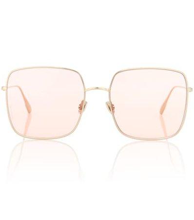 DiorStellaire1 square sunglasses