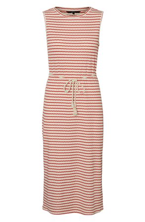 VERO MODA Sleeveless Knit Dress | Nordstrom