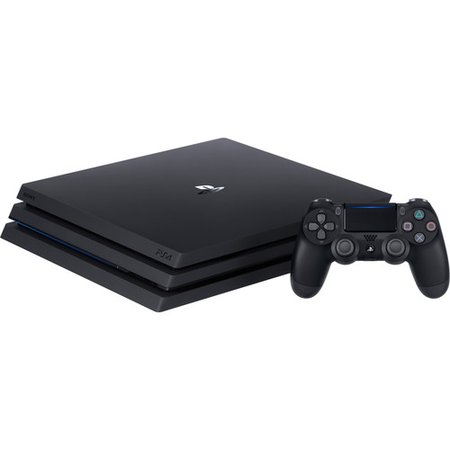Sony PS4 PlayStation 4 Pro Gaming Console 3001510 PS4 B&H Photo