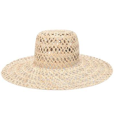 LOLA HATS Espalier woven hat