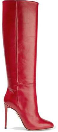 Brera Leather Knee Boots