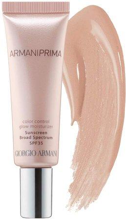 Beauty Prima Color Control Glow Moisturizer