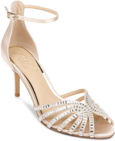 Pixie Ankle Strap Sandal