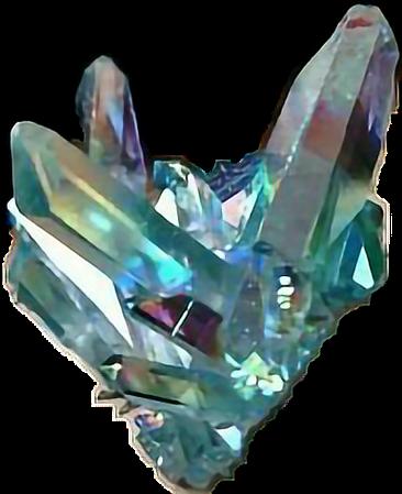 crystal crystals rock gemstone