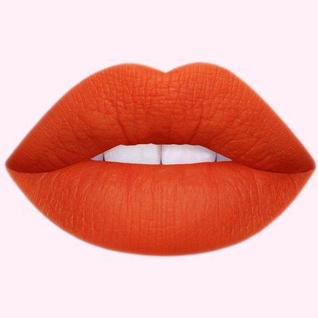 Orange Juice   Juicy Orange Plushies Vegan Lipstick - Lime Crime