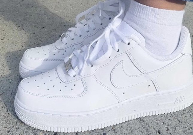 white Air Force one