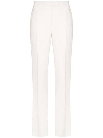 Helmut Lang Tailored straight-leg Trousers - Farfetch