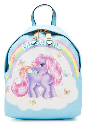 Little Pony Printed Backpack Gr. One Size