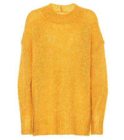 Idol mohair-blend sweater
