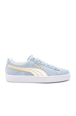 Suede Varsity Sneaker