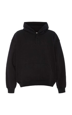FEAR OF GOD Everyday Cotton-Jersey Hoodie