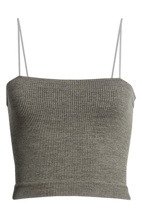 Rib Knit Tube Top | Nordstrom