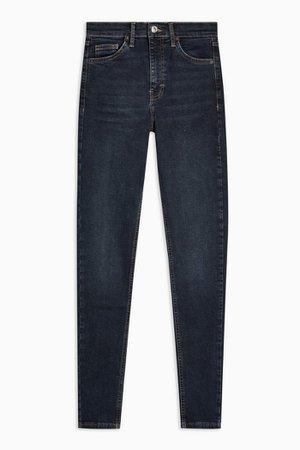 Blue Black Jamie Jeans | Topshop