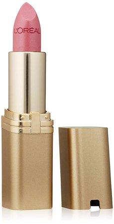 Amazon.com : L'Oreal Paris Colour Riche Lipcolour, Tickled Pink, 1 Count : Lipstick : Beauty
