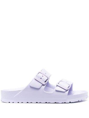 Birkenstock Arizona strap sandals purple 1017046 - Farfetch