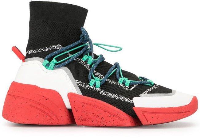K-Sock high-top sneakers