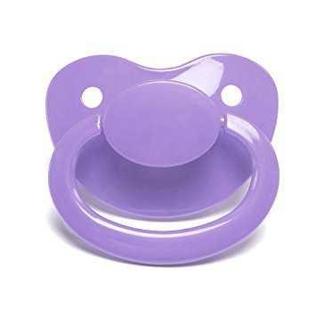 Light Purple Pacifier