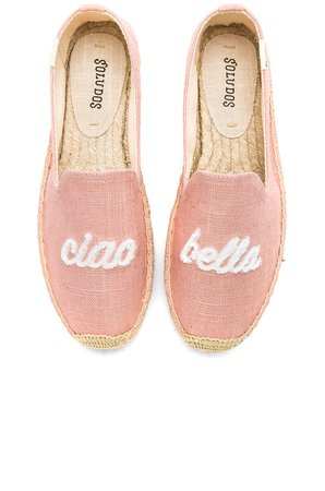 Ciao Bella Smoking Slipper