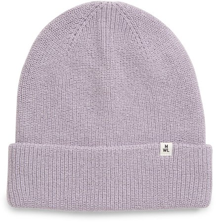Recycled Cotton Beanie