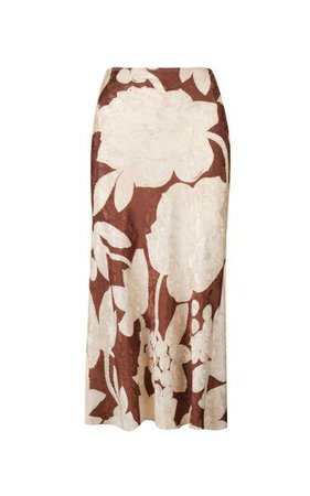Summer Cigars Midi Skirt By Johanna Ortiz   Moda Operandi