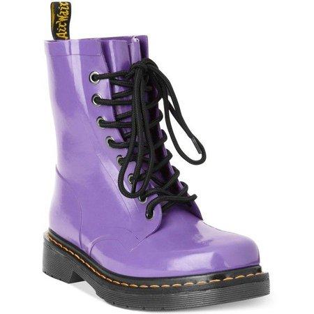 Light Purple Doc Martens