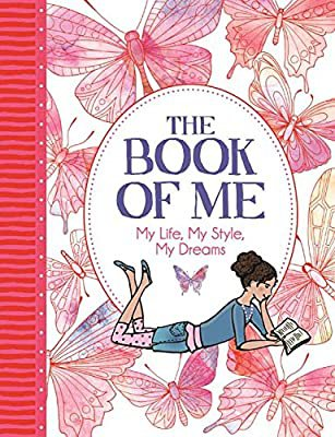 The Book of Me: My Life, My Likes, My Dreams Journal 'All About Me' Diary & Journal Series: Amazon.co.uk: Ellen Bailey, Imogen Williams, Chellie Carroll: Books