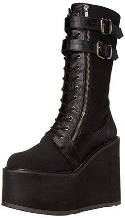 Amazon.com | Demonia Women's SWI221/BCA-VL Boot | Boots