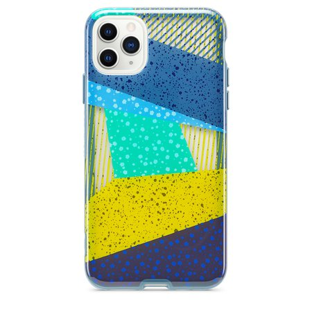 Tech21 Playful Medley Case for iPhone 11 Pro Max - Grey - Apple