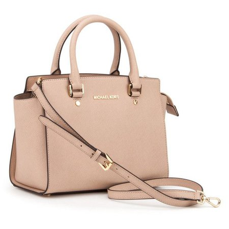 Beige Michael Kors Purse